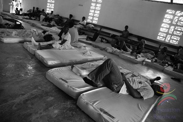 Haiti Earthquake: Operation Rainbow at the hospital