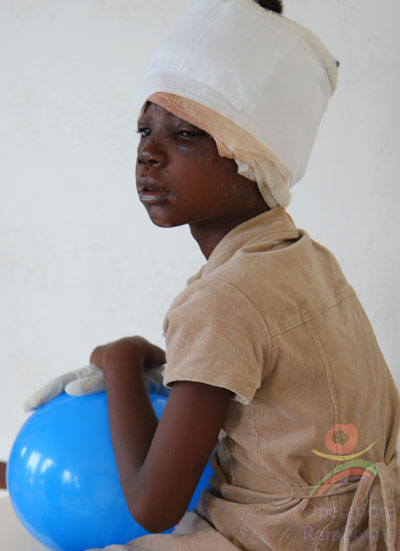 Earthquake in Haiti: Operation Rainbow on the ground