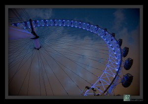 London Eye   Photography by Focus97